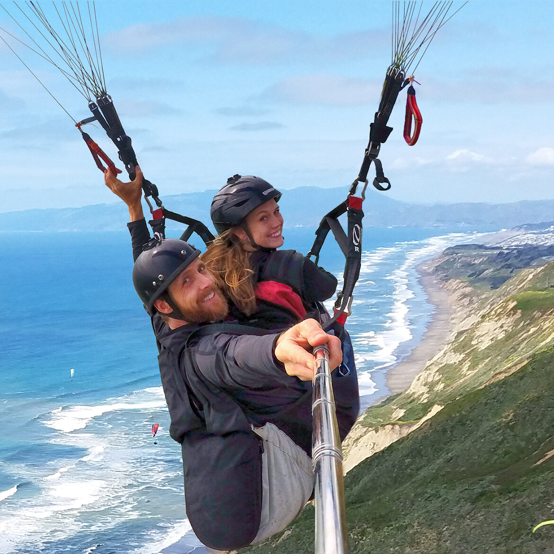 paragliding sf